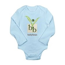 BabyBean Long Sleeve Infant Onesie