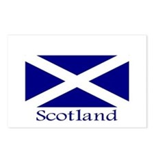 """Scotland"" Postcards (Package of 8)"
