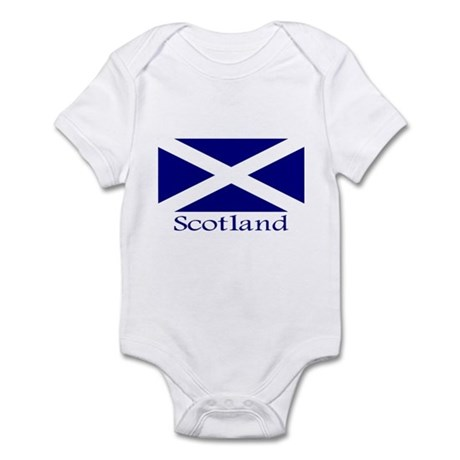"""Scotland"" Infant Bodysuit"