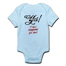 Couponing Infant Bodysuit