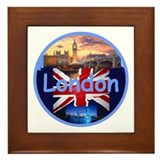 LONDON Framed Tile
