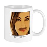 Funny Dirty sanchez Mug