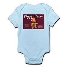 Piggy Pears Infant Bodysuit