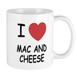 I heart mac and cheese Mug