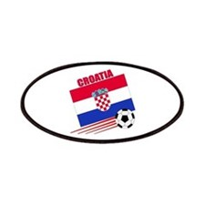 Croatia Soccer Team Patches