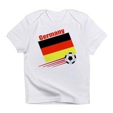 Germany Soccer Team Infant T-Shirt