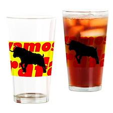 Rafa nadal Drinking Glass