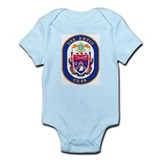 USS Anzio CG 68 Infant Creeper