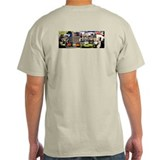 Pimpology101...c &quot;Pimpmobile&quot; Ash Grey T-Shirt