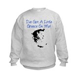 Little Greece On Me Sweatshirt