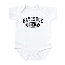 Bay Ridge Brooklyn Infant Bodysuit