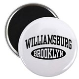 Williamsburg Brooklyn Magnet