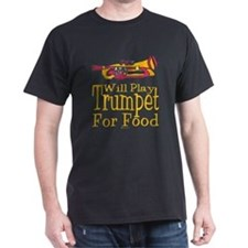 Will Play Trumpet T-Shirt