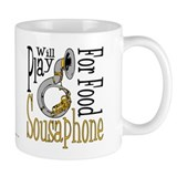 Will Play Sousaphone Mug