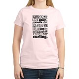 Curling Gift T-Shirt