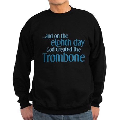 Trombone Creation Sweatshirt (dark)