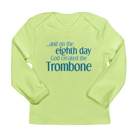 Trombone Creation Long Sleeve Infant T-Shirt