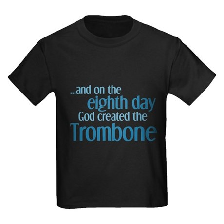 Trombone Creation Kids Dark T-Shirt