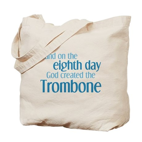 Trombone Creation Tote Bag
