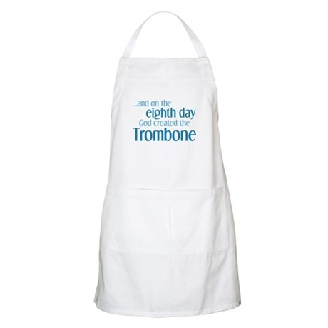 Trombone Creation Apron
