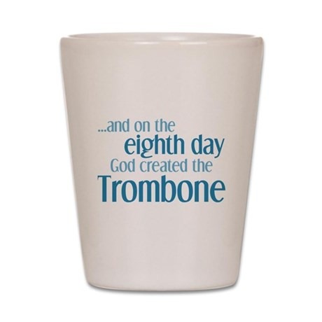 Trombone Creation Shot Glass