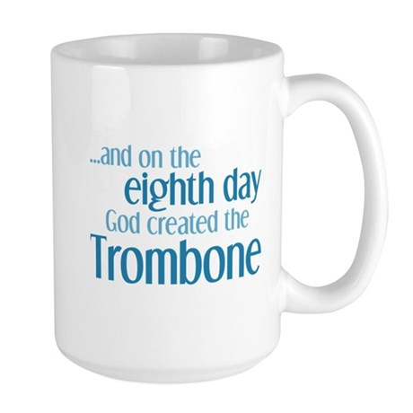 Trombone Creation Large Mug
