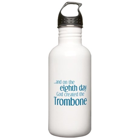 Trombone Creation Stainless Water Bottle 1.0L