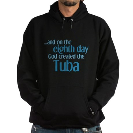 Tuba Creation Hoodie (dark)