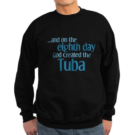 Tuba Creation Sweatshirt (dark)