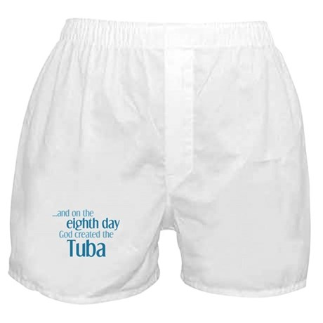 Tuba Creation Boxer Shorts