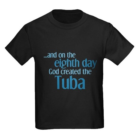 Tuba Creation Kids Dark T-Shirt