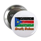"South Sudan Flag 2.25"" Button"