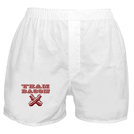 TEAM BACON Boxer Shorts