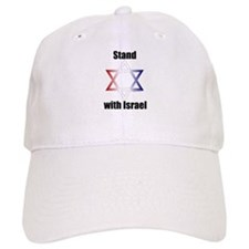 Stand with Israel Baseball Cap