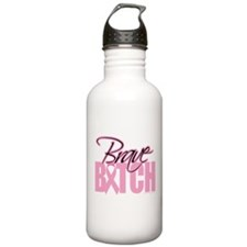 Cute Save boobies Water Bottle