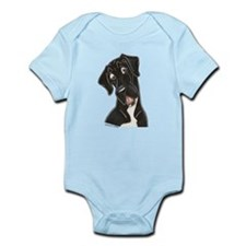 Happy N B&W Infant Bodysuit