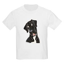 Happy N B&W T-Shirt