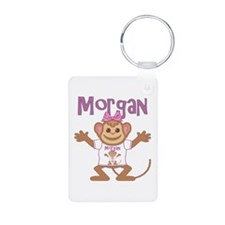 Little Monkey Morgan Keychains