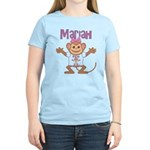 Little Monkey Mariah Women's Light T-Shirt