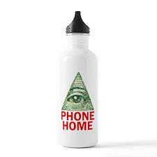 EYE PHONE HOME Water Bottle