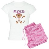 Little Monkey Marissa pajamas
