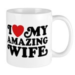I Love My Amazing Wife Mug