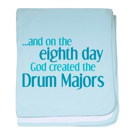 Drum Major Creation baby blanket