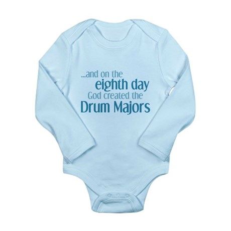 Drum Major Creation Long Sleeve Infant Bodysuit
