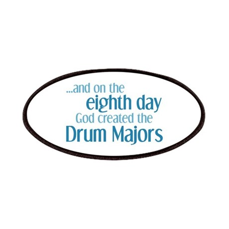 Drum Major Creation Patches