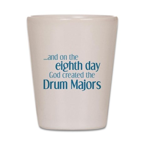 Drum Major Creation Shot Glass
