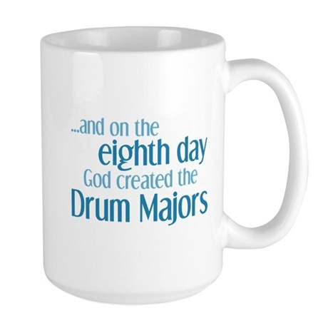 Drum Major Creation Large Mug