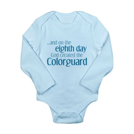 Colorguard Creation Long Sleeve Infant Bodysuit