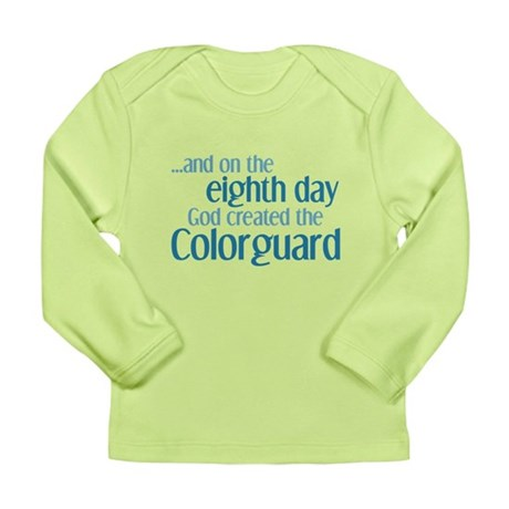 Colorguard Creation Long Sleeve Infant T-Shirt