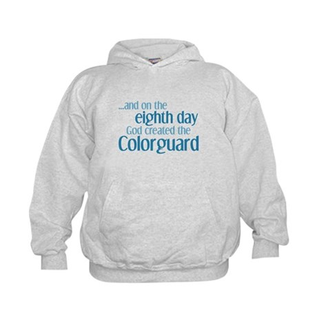Colorguard Creation Kids Hoodie